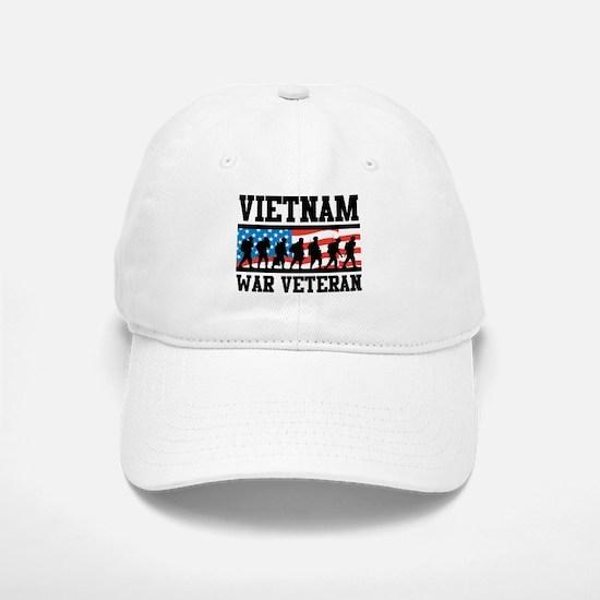 Vietnam War Veteran Cap