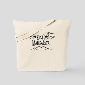 King Margarita Tote Bag