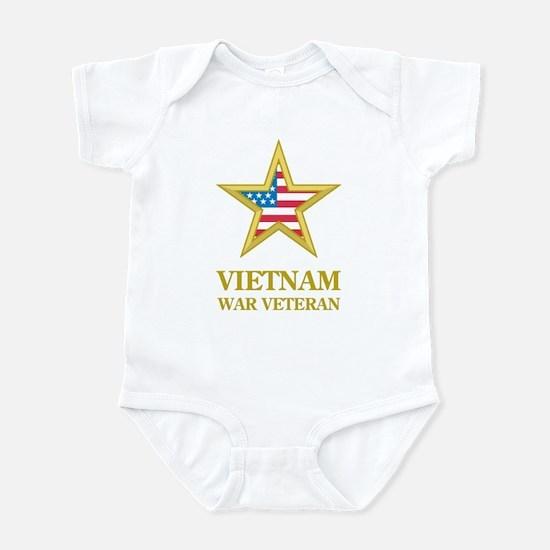 Vietnam War Veteran Infant Bodysuit