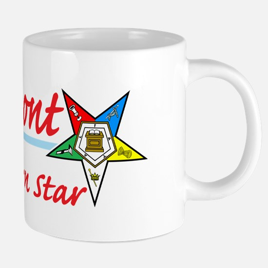 vermont eastern star shirt. 20 oz Ceramic Mega Mug