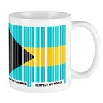 Respect My Roots - Bahamas Mug