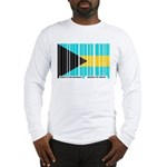 Respect My Roots - Bahamas Long Sleeve