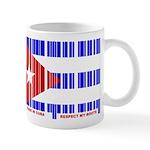 Respect My Roots - Cuba Mug