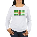 Respect My Roots - Dominica Women's Long Sleeve