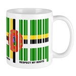 Respect My Roots - Dominica Mug
