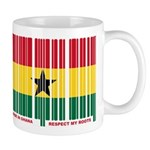 Respect My Roots - Ghana Mug