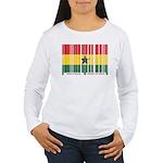 Respect My Roots - Ghana Women's Long Sleeve