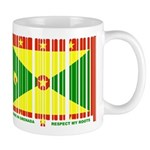 Respect My Roots - Grenada Mug