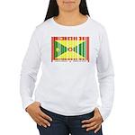 Respect My Roots - Grenada Women's Long Sleeve