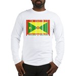 Respect My Roots - Grenada Long Sleeve