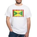 Respect My Roots - Grenada T-Shirt