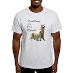 Proud Parent of a Great Pyr Light T-Shirt