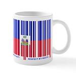 Respect My Roots - Haiti Mug