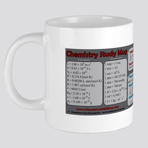 Chemistry Study Tables - Da 20 oz Ceramic Mega Mug