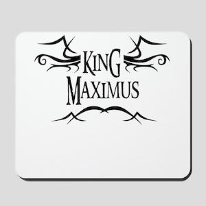King Maximus Mousepad