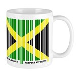 Respect My Roots - Jamaica Mug