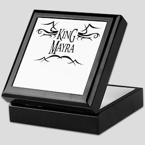 King Mayra Keepsake Box