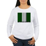 Respect My Roots - Nigeria Women's Long Sleeve