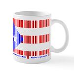Respect My Roots - Puerto Rico Mug