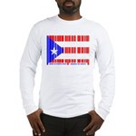 Respect My Roots - Puerto Rico Long Sleeve