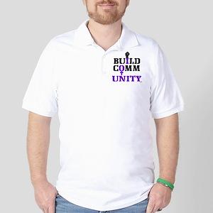 Build Community Golf Shirt