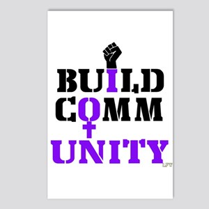 Build Community Postcards (Package of 8)