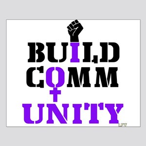 Build Community Small Poster
