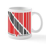 Respect My Roots - Trinidad Mug