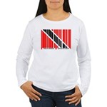 Respect My Roots - Trinidad Women's Long Sleeve