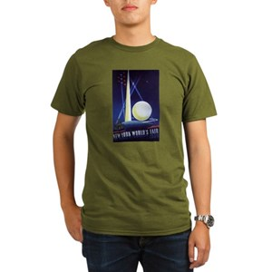 d00d56c039752a Worlds Fair Men s Organic Classic T-Shirts - CafePress