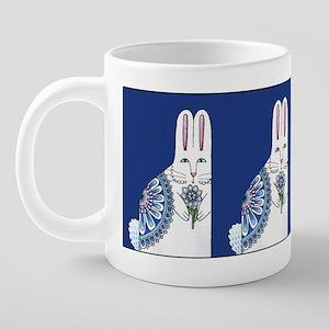 CafepressLorenzo Bon Appeti 20 oz Ceramic Mega Mug