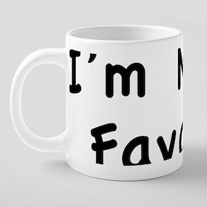 momsFavor1A 20 oz Ceramic Mega Mug