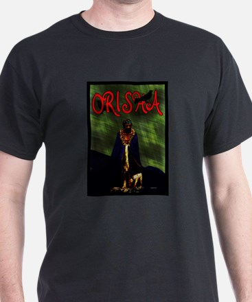 Orishas Black T-Shirt