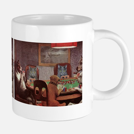 pokercats_mug.jpg 20 oz Ceramic Mega Mug