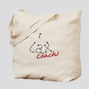 Lax Coach Tote Bag