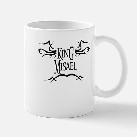 King Misael Mug