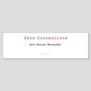 ZeroConnections Bumper Sticker
