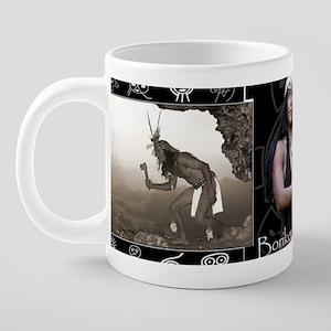 05-9705 Cacique 20 oz Ceramic Mega Mug