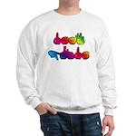Deaf Pride Rainbow Sweatshirt