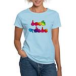 Deaf Pride Rainbow Women's Light T-Shirt