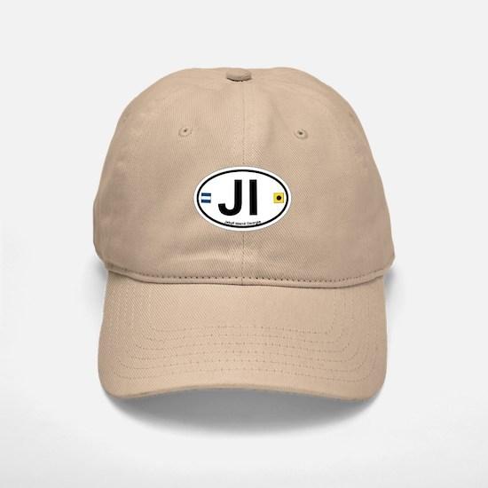 Jekyll Island GA Baseball Baseball Cap