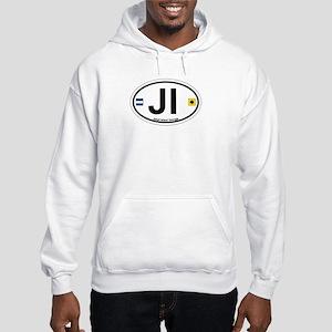 Jekyll Island GA Hooded Sweatshirt