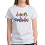 Deaf Pride Pastel Women's T-Shirt