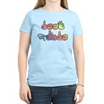Deaf Pride Pastel Women's Light T-Shirt