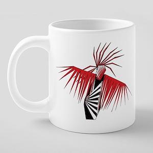 Flashback Lg Cup Cloud Danc 20 oz Ceramic Mega Mug