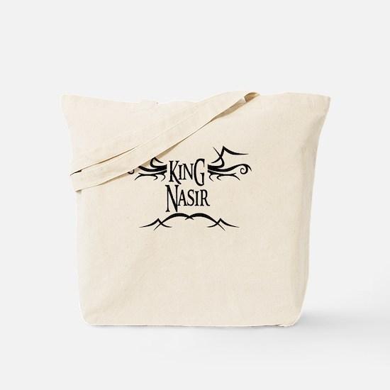 King Nasir Tote Bag