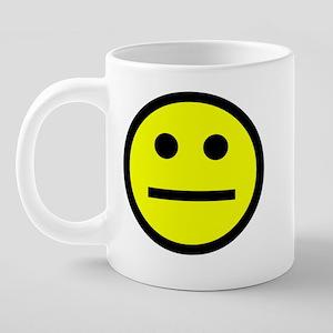 haveadaywhite 20 oz Ceramic Mega Mug