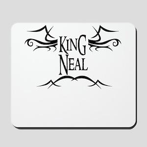 King Neal Mousepad