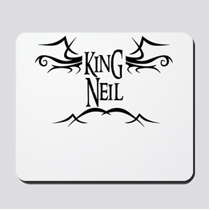 King Neil Mousepad
