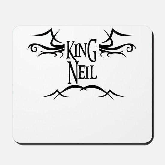 King Neil Mousepad